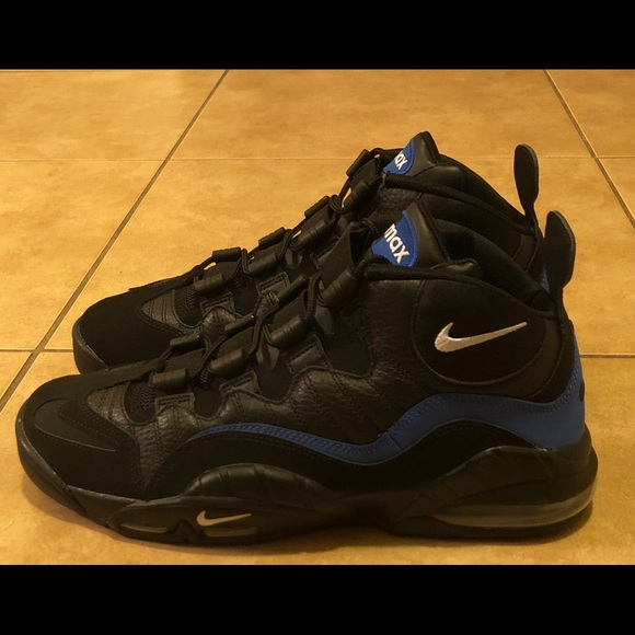 353a601bd8 Nike Air Max Sensation Chris Webber Mens Size 10.5.  M_5b350074819e906e353b80cb